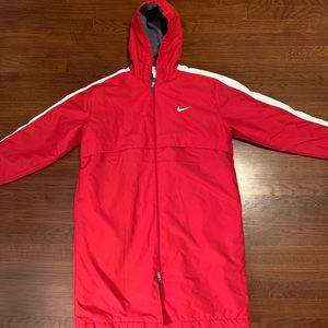 Boys Nike Winter Coat. Size Large. Great condition